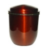 Metal urn - Stylo, bourdon, plain