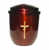 Metal urn - Stylo, bourdon, Cross